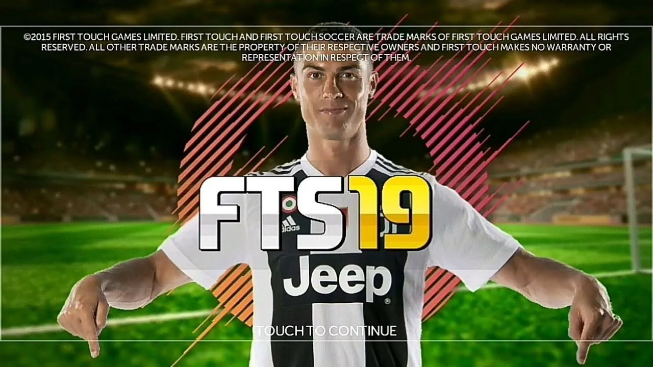 First Touch Soccer 2019 Mod (FTS 19) Apk + Obb Data Download - RisTechy