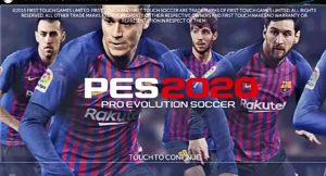 FTS Mod PES 2020 Apk