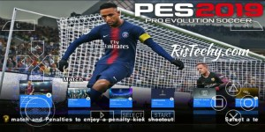 PES 2019 PPSSPP-PSP Iso Android