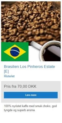Brasilien Los Pinheros