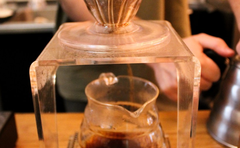 Risteriets store guide til pour over kaffe.