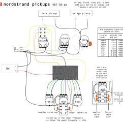 3 Wire Pickup Wiring Diagram Fujitsu Ten Toyota Humbucker Best Library B Data