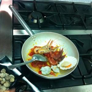Ricette spaghetti allo scoglio