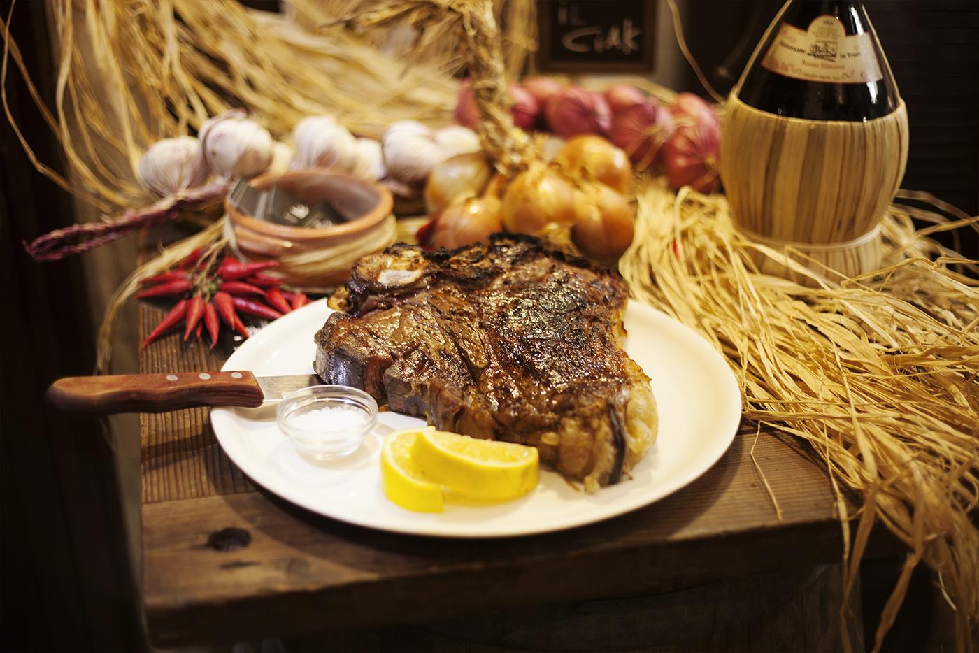Ristorante il Ciak  Home  Cucina Tipica RomanaToscana