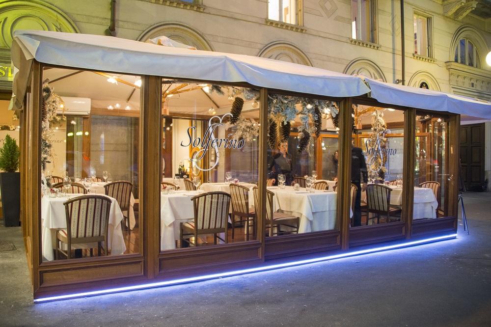 E poi arriva il Natale al Solferino  Ristorante Solferino  Cucina Piemontese Torino
