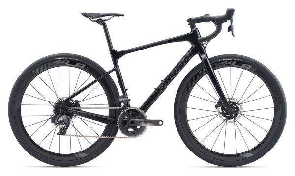 Gravel bike GIANT REVOLT ADVANCED PRO FORCE 2020. Ristorocycles
