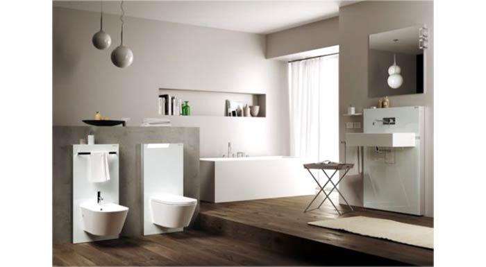 Lavori in cartongesso in bagno  Soluzioni speciali per un bagno dei sogni
