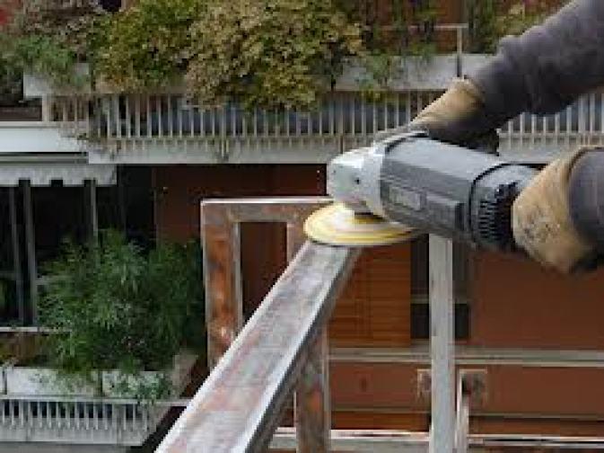 VERNICIATURA OPERE IN FERRO 15 www.ristrutturazionmilano.com
