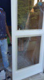 verniciatura porte E Stipiti in legno 04 ristrutturazionmilano.com