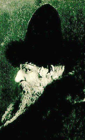 Давид Моше Фрідман Фото: надав Яків Баранов, голова громади євреїв у Чорткові - фото 66754