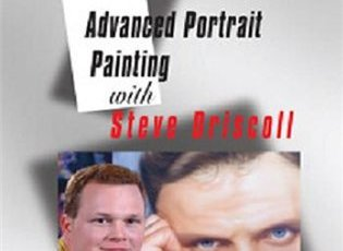 Advanced Portrait Painting: Steve Driscoll (Видео уроки, аэрография, видео курс)