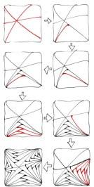 09.Как рисовать дудлинг поэтапно схемы