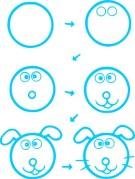 06.Поэтапное рисование для детей простые поэтапные рисунки
