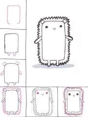10.Рисунки для лд для срисовки