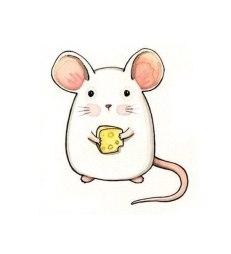 11.Рисунки животных для срисовки карандашом