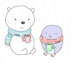 08.Рисунки животных для срисовки карандашом