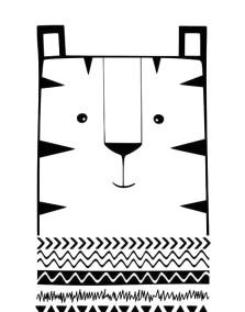 15.чёрно белые картинки для срисовки
