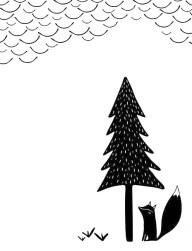 21.чёрно белые картинки для срисовки