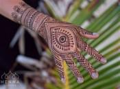 20.рисунки мехенди на руке