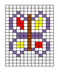 04.Рисунки по клеточкам фото для начинающих