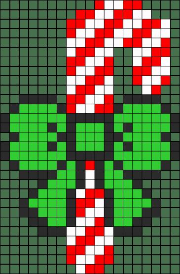 07.рисунки по клеточкам на Новый год