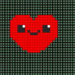 04.рисунки по клеточкам сердечки
