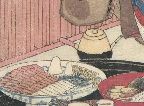 13 — A Banquet (Utagawa Yoshitora)