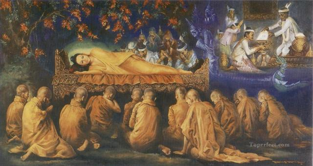 La morte del Buddha