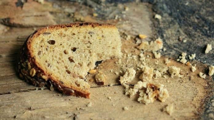 pane sprecato