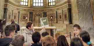 Visita guidata nell'ambito del progetto Ravenna per mano