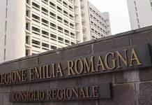 La sede del consiglio regionale dell'Emilia-Romagna