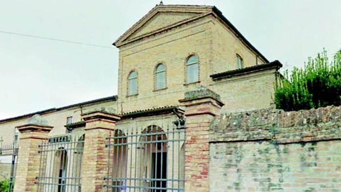 L'ex convento dei Cappuccini