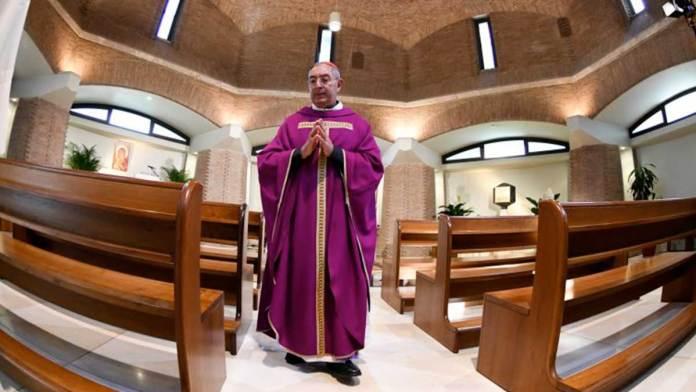 Il Cardinale Angelo De Donatis