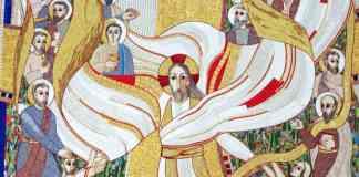 Padre Marko Rupnik, Resurrezione