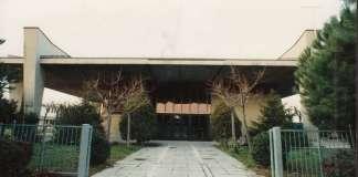 L'esterno della chiesa di San Giuseppe Operaio