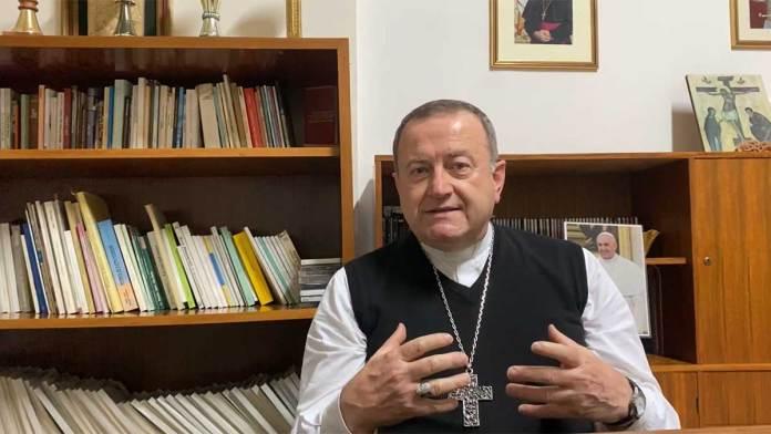 Mons.Ghizzoni nella video-intervista