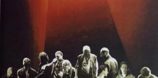 """Romano Perusini, pozzo di Codroipo (Ud) 1939-1979, """"Pentecoste"""" (2006, particolare), collezione privata"""