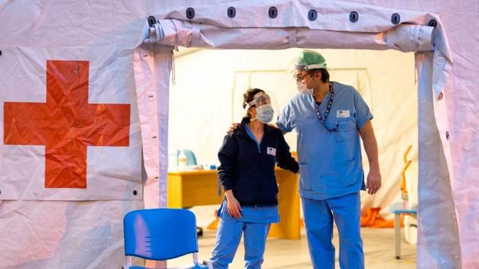 L'impegno di medici e infermieri nel tempo della pandemia è stato straordinario