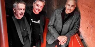 Danilo Rea, Massimo Moriconi e Alfredo Golino
