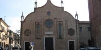 La chiesa di Santa Maria Maggiore a Treviso