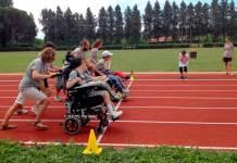 Corsa disabili