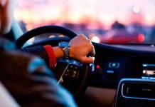 Al volante nel traffico