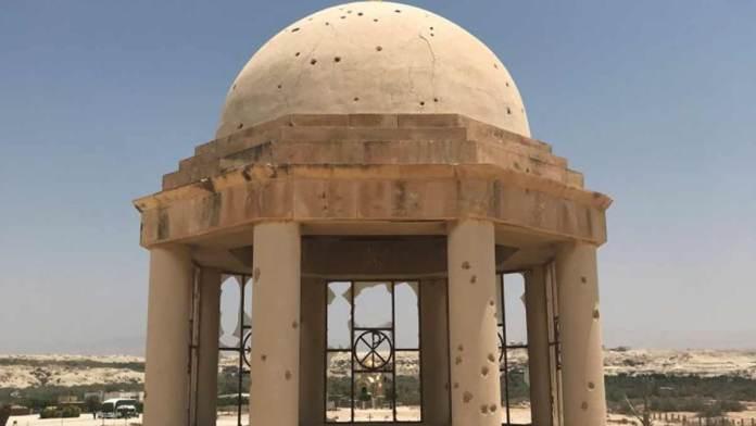 Chiesa di San Giovanni Battista a Qasr Al-Yahud (sito del Battesimo)
