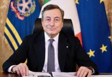 Il presidente del Consiglio, Mario Dragh