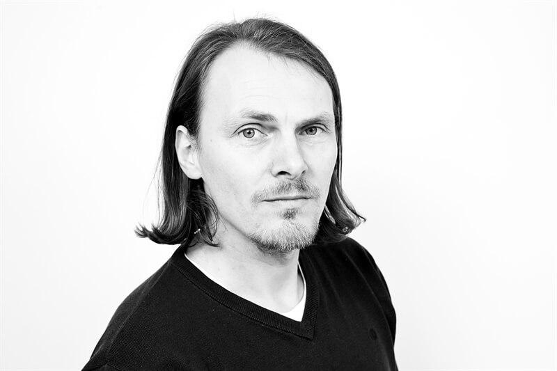 Designer JACOB LETH-ESPENSEN