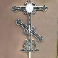 Кованый крест №24