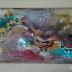 Call Home Canvas Painting