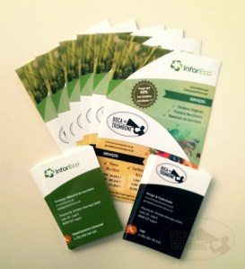 Personal Cards & Flyers