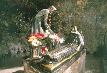 Pomnik św. Rity