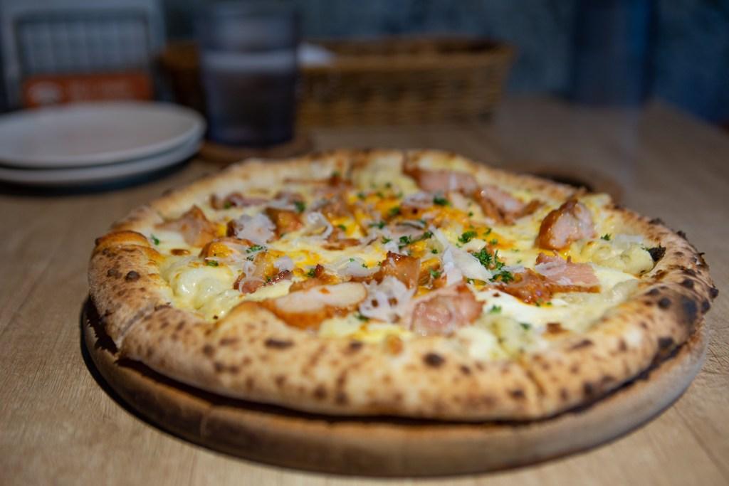 請請烤披薩